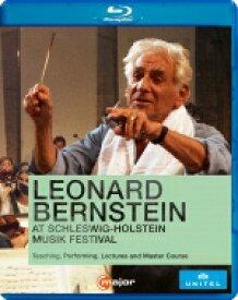 Bernstein バーンスタイン / ドキュメンタリー『レナード・バーンスタイン/シュレスヴィヒ=ホルシュタイン音楽祭』(日本語字幕付) 【BLU-RAY DISC】