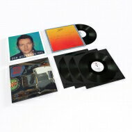 【送料無料】 Joe Strummer ジョーストラマー / Joe Strummer 001 (3枚組アナログレコード+12インチシングルレコード)【計4枚】 【LP】