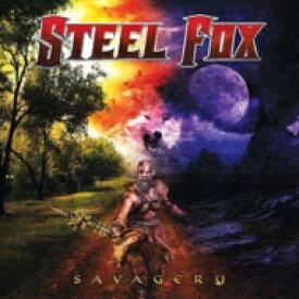 【送料無料】 Steel Fox / Savagery 輸入盤 【CD】