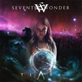 【送料無料】 Seventh Wonder セブンスワンダー / Tiara 輸入盤 【CD】