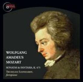 Mozart モーツァルト / Piano Sonata, 4, 12, 14, Fantasy: T.leonhardt(Fp) 輸入盤 【CD】