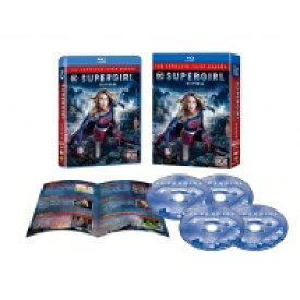 【送料無料】 SUPERGIRL / スーパーガール <サード・シーズン>ブルーレイ コンプリート・ボックス(4枚組) 【BLU-RAY DISC】