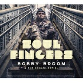 Bobby Broom / Soul Fingers (アナログレコード / Jazzline) 【LP】