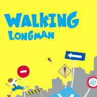 LONGMAN / WALKING 【CD】