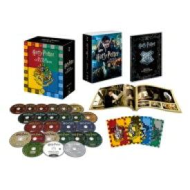 【送料無料】 【初回限定生産】 ハリー・ポッター コンプリート 8-Film BOX <バック・トゥ ・ホグワーツ仕様>ブルーレイ(24枚組) 【BLU-RAY DISC】