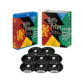 【送料無料】 【初回限定生産】 ハリー・ポッター 8-Film Set <バック・トゥ・ホグワーツ 仕様>ブルーレイ(8枚組) 【BLU-RAY DISC】