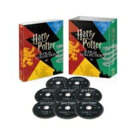【送料無料】 【初回限定生産】 ハリー・ポッター 8-Film Set <バック・トゥ・ホグワーツ 仕様>DVD(8枚組) 【DVD】