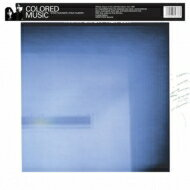 COLORED MUSIC / Colored Music (輸入盤 / アナログレコード / WRWTFWW) ※入荷数が未定のためキャンセルさせて頂く場合がございます 【LP】