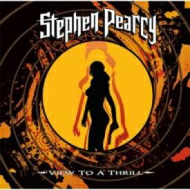 【送料無料】 Stephen Pearcy / View To A Thrill 輸入盤 【CD】