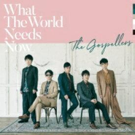 ゴスペラーズ / What The World Needs Now 【完全生産限定盤】(アナログレコード) 【LP】