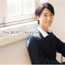 【送料無料】 山内惠介 ヤマウチケイスケ / The BEST 18singles 【CD】