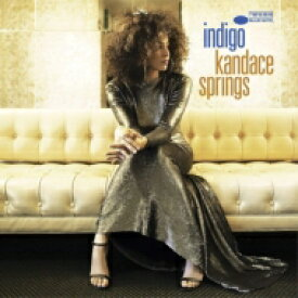Kandace Springs / Indigo (アナログレコード / Blue Note / 2ndアルバム) 【LP】