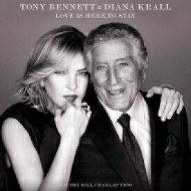 【送料無料】 Tony Bennett & Diana Krall / Love Is Here To Stay 【14曲収録デラックスエディション】 輸入盤 【CD】