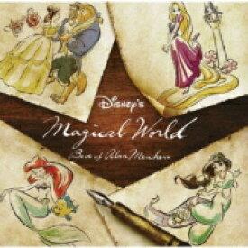 【送料無料】 Disney / ディズニー マジカル・ワールド 〜ベスト・オブ・アラン・メンケン〜 【CD】