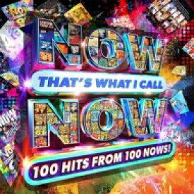 【送料無料】 NOW(コンピレーション) / Now That's What I Call Now (5CD BOX) 輸入盤 【CD】