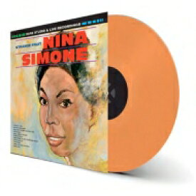 Nina Simone ニーナシモン / Strange Fruit: Rare Recordings (アナログレコード / waxtime) 【LP】