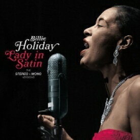 Billie Holiday ビリーホリディ / Lady In Satin: The Stereo & Mono Versions (2枚組 / 180グラム重量盤レコード / Green Corner) 【LP】