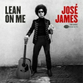 【送料無料】 Jose James ホセジェームス / Lean On Me (2枚組 / 180グラム重量盤レコード / Blue Note / 8thアルバム) 【LP】