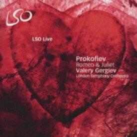 【送料無料】 Prokofiev プロコフィエフ / 『ロメオとジュリエット』全曲 ワレリー・ゲルギエフ&ロンドン交響楽団(2CD) 【Hi Quality CD】