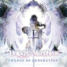 【送料無料】 Unlucky Morpheus / CHANGE OF GENERATION 【CD】