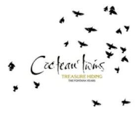 【送料無料】 Cocteau Twins コクトーツインズ / Treasure Hiding: The Fontana Years (4CD) 輸入盤 【CD】