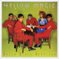 YMO (Yellow Magic Ohchestra) イエローマジックオーケストラ / ソリッド・ステイト・サヴァイヴァー (Standard Vinyl Edition) 【完全生産限定盤】(33回転 / 1枚組アナログレコード) 【LP】