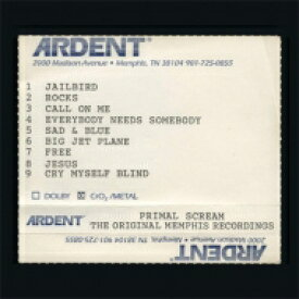Primal Scream プライマルスクリーム / Give Out But Don't Give Up: The Original Memphis Recordings (2CD) 輸入盤 【CD】