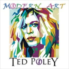 【送料無料】 Modern Art Featuring Ted Poley / Modern Art Featuring Ted Poley 【CD】