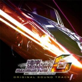 【送料無料】 湾岸ミッドナイトMAXIMUM TUNE 6 ORIGINAL SOUND TRACK 【CD】