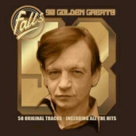 【送料無料】 Fall フォール / 58 Golden Greats (3CD BOX) 輸入盤 【CD】