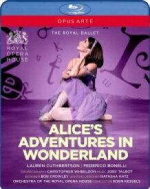 バレエ&ダンス / 『不思議の国のアリス』 英国ロイヤル・バレエ 2017 【BLU-RAY DISC】