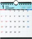 E105 エコカレンダーA5変型 2019年1月始まり 2019 壁掛・卓上兼用 / 高橋書店 手帳 【本】
