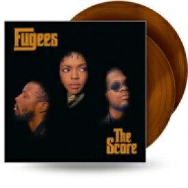 Fugees フージーズ / Score (カラーヴァイナル仕様 / 2枚組アナログレコード) 【LP】