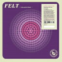 【送料無料】 Felt フェルト / Train Above The City (CD+7inch) 輸入盤 【CD】