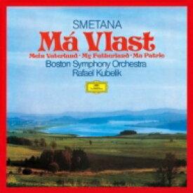 【送料無料】 Smetana スメタナ / 『わが祖国』全曲 ラファエル・クーベリック&ボストン交響楽団(シングルレイヤー) 【SACD】