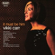 Vikki Carr ビッキーカー / It Must Be Him <紙ジャケット> 【CD】