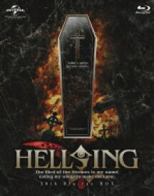 【送料無料】 HELLSING OVA I-X Blu-ray BOX 【BLU-RAY DISC】