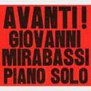 Giovanni Mirabassi ジョバンニミラバッシ / Avanti 【CD】