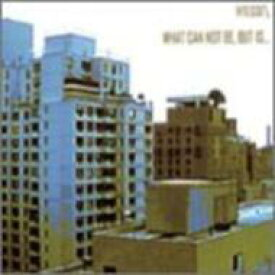 Vitesse / What Can Not Be But Is 輸入盤 【CD】