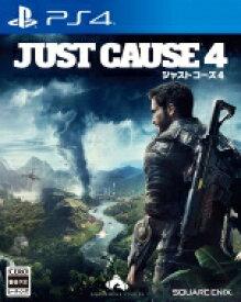 【送料無料】 Game Soft (PlayStation 4) / ジャストコーズ4 【GAME】
