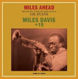 Miles Davis マイルスデイビス / Miles Ahead (アナログレコード / Not Now Music) 【LP】