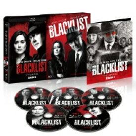 【送料無料】 ブラックリスト シーズン5 ブルーレイ コンプリートBOX【初回生産限定】 【BLU-RAY DISC】