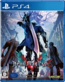 【送料無料】 Game Soft (PlayStation 4) / 【PS4】デビル メイ クライ 5 【GAME】