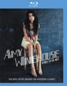 Amy Winehouse エイミーワインハウス / Back To Black (Blu-ray) 【BLU-RAY DISC】