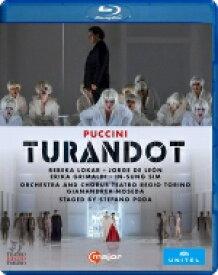【送料無料】 Puccini プッチーニ / 『トゥーランドット』 ポーダ演出、ノセダ&トリノ・レッジョ劇場、ロカール、デ・レオン、他(2018 ステレオ)(日本語字幕付)(日本語解説付) 【BLU-RAY DISC】