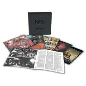 【送料無料】 King Crimson キングクリムゾン / 1969-1972 (BOX仕様 / 6枚組 / 200グラム重量盤レコード / Panegyric) 【LP】