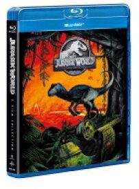 【送料無料】 ジュラシック・ワールド 5ムービー ブルーレイ コレクション(5枚組) 【BLU-RAY DISC】