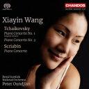 【送料無料】 Tchaikovsky チャイコフスキー / チャイコフスキー:ピアノ協奏曲第1番(初版)、第3番、スクリャービン…