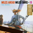 Miles Davis マイルスデイビス / Miles Ahead - Deluxe Gatefold Edition (180グラム重量盤レコード / DO...