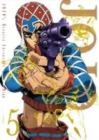 【送料無料】 ジョジョの奇妙な冒険 黄金の風 Vol.5 <初回仕様版> 【BLU-RAY DISC】